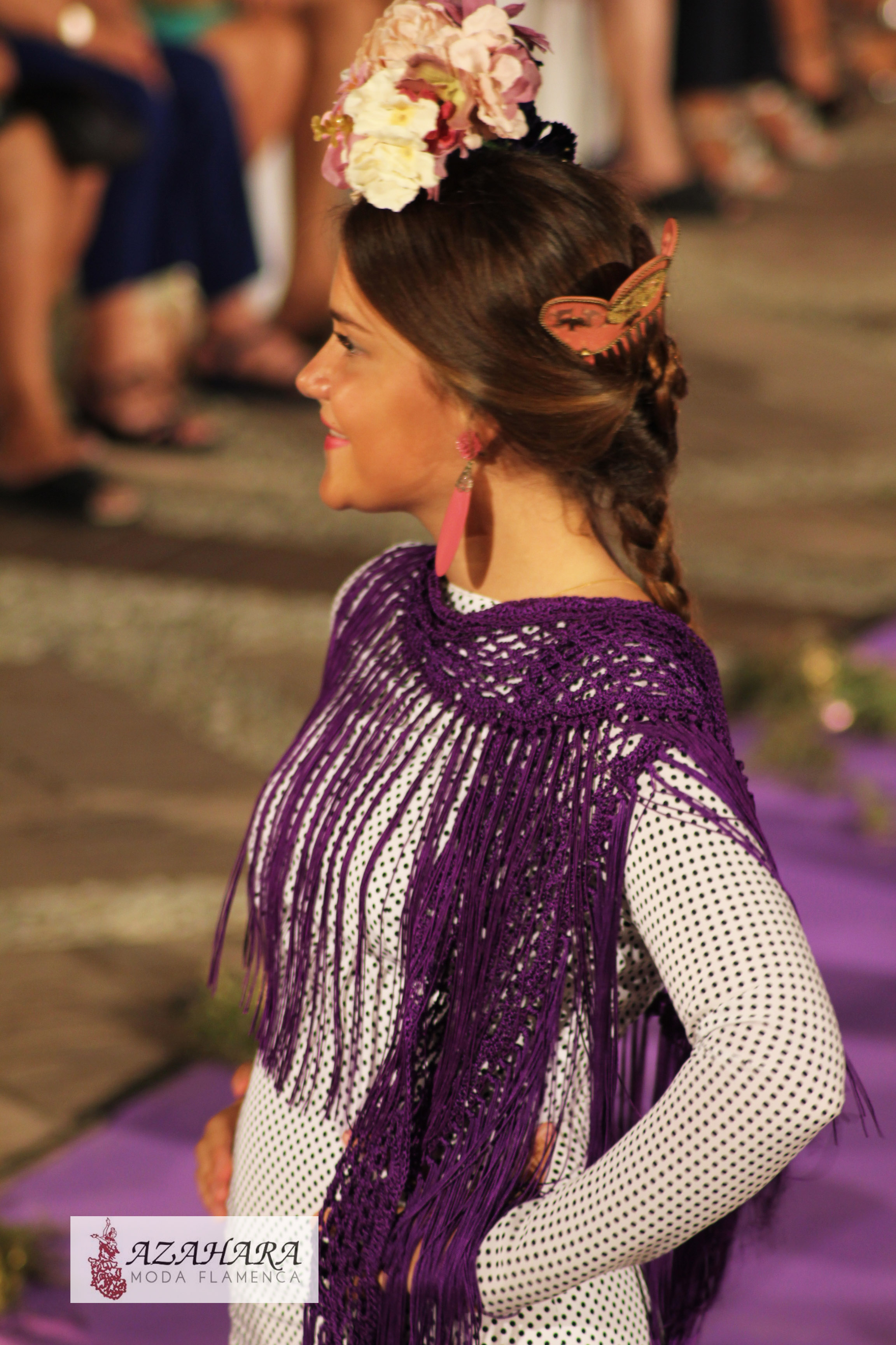 Peinados Para Vestir De Flamenca